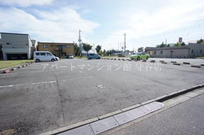 【駐車場】久保ヶ丘第2駐車場