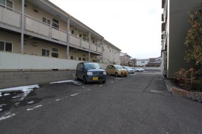 【駐車場】第一サンハイツ木町
