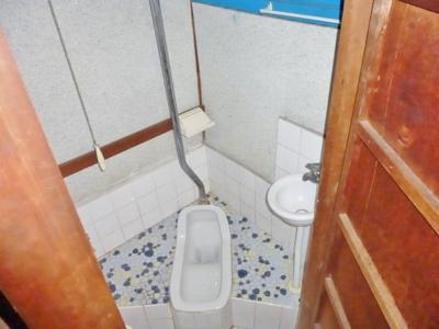 【トイレ】本郷5丁目平屋