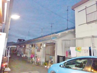 【外観】本郷5丁目平屋