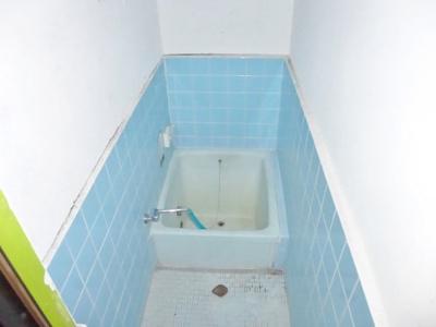 【浴室】本郷5丁目平屋