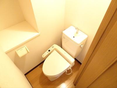 【トイレ】ブライトコート幡ヶ谷