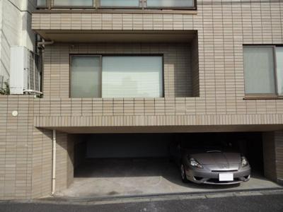 ヴェルディ乃木坂駐車場