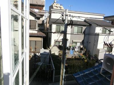 【展望】富士見コーポA棟