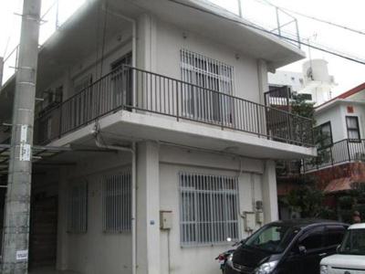 【外観】栄野川アパート