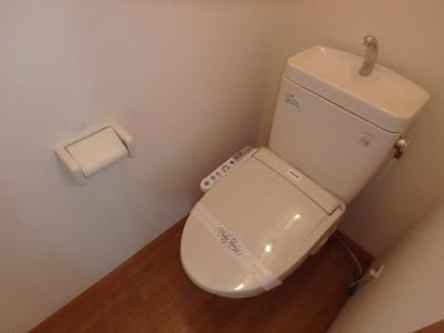 神田 マーチ 1K トイレ
