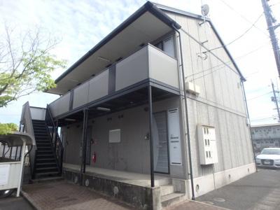 神田 マーチ 1K 外観
