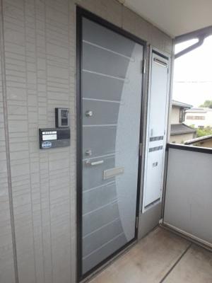 神田 マーチ 1K 玄関
