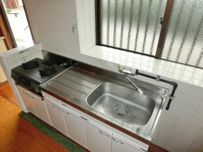 【キッチン】知念アパート