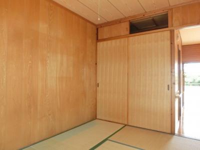 【和室】知念アパート