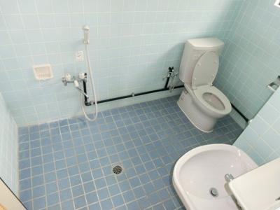 【トイレ】知念アパート