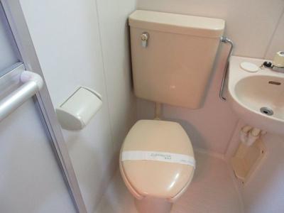 【トイレ】日吉堂ビル