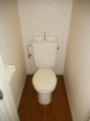 【トイレ】ハーモニーハウス