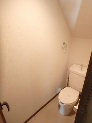 【トイレ】パティオ久米 B