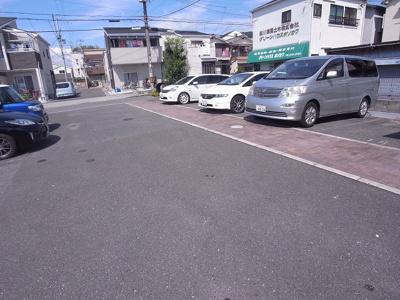 【駐車場】ピエデルモンテ