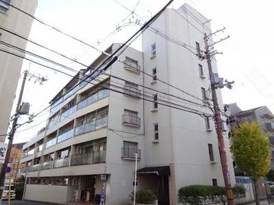【外観】服部緑地パルコアB棟