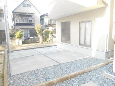 【外観】宮代町 宮代1丁目 新築分譲住宅 全4棟・残2棟