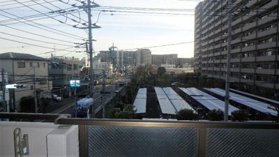 【展望】プランヴェール戸田公園