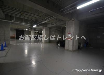【駐車場】富ヶ谷スプリングス