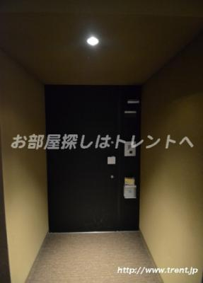 【玄関】富ヶ谷スプリングス