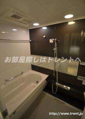 【浴室】富ヶ谷スプリングス