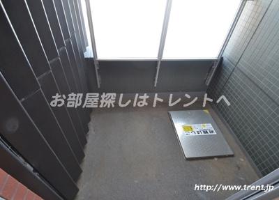 【バルコニー】富ヶ谷スプリングス