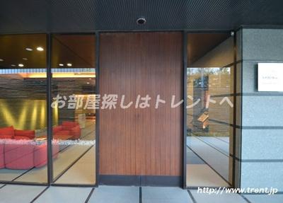 【エントランス】富ヶ谷スプリングス