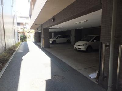 【駐車場】ロンキン東亜