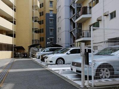 【駐車場】ブランズ須磨鷹取リヴェール