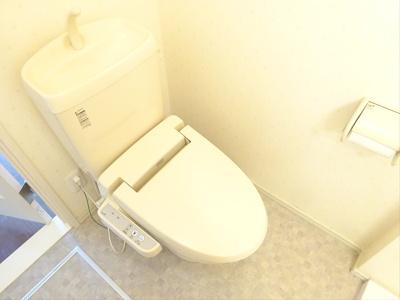 【トイレ】トワオランジュ