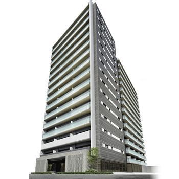 【外観】ザ・パークハウス大阪福島