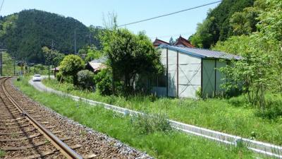 【外観】日野郡日野町黒坂売土地