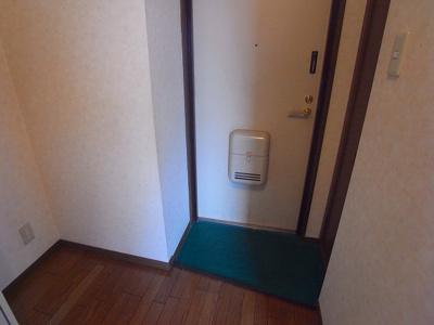 【玄関】アロマ21