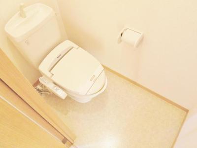 【トイレ】ヴァン・ヴェール 南棟