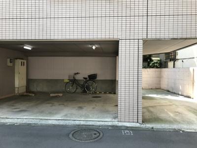 【駐車場】シャトレ八幡山