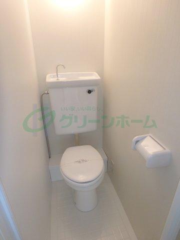 【トイレ】エンドウハイツ