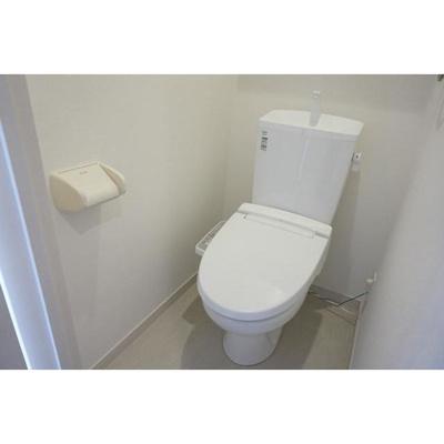 リブリ・コンフォールのトイレ