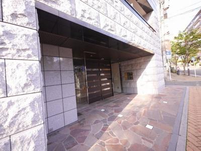 【エントランス】ガーラ・グランディ横濱桜木町