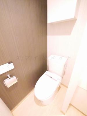【トイレ】ガーラ・グランディ横濱桜木町