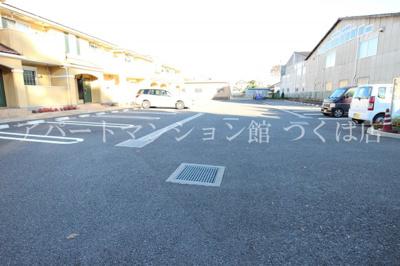 【駐車場】リトル・フォレストB
