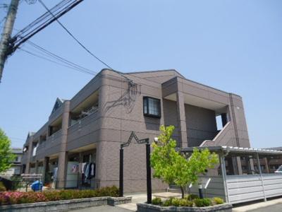 【外観】アメニティーハウス中須賀