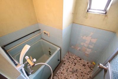 【浴室】コーポラスハタ
