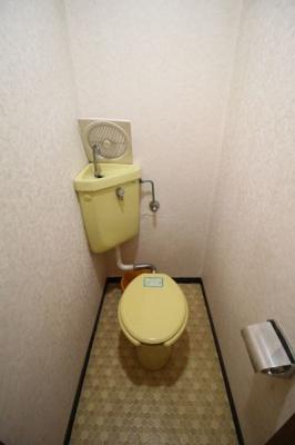 【トイレ】コーポラスハタ