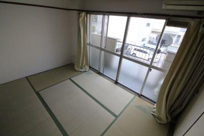 【寝室】コーポラスハタ