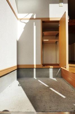 【玄関】ロブスターハウス