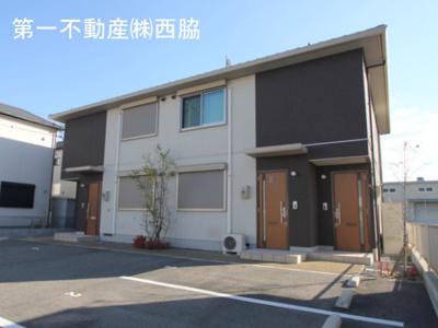 【外観】コスモ・レジデンス