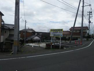 【外観】弁慶東仙台月極駐車場