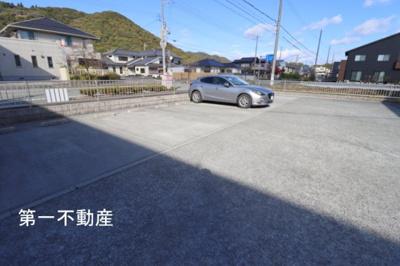 【駐車場】CINQ ETOILE サンクエトワール