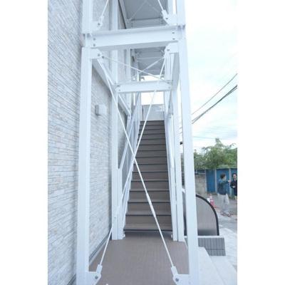 リブリ・マザーユニックスの階段