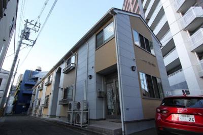 【外観】リバーサイド三樹5号館